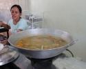 Serving Fish Larang
